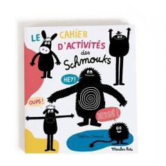 El libro de actividades del Schmouks Moulin Roty