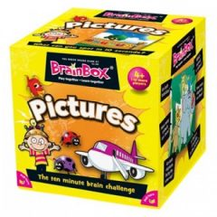 Juego de memoria First Pictures Brainbox