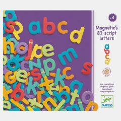 Letras magnéticas de Djeco