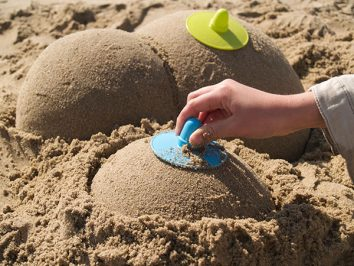 Sand Shapers Moldeador de arena