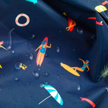Play & go Outdoor aire libre impermeable surf