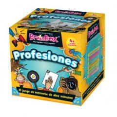 Brainbox Profesiones