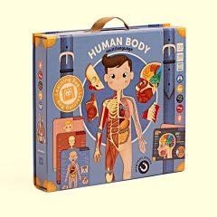 Human body magnético multi lenguaje de Eurekakids