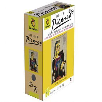 Puzzle + Kit creativo Picasso