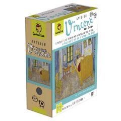 Puzzle + Kit creativo Van Gogh