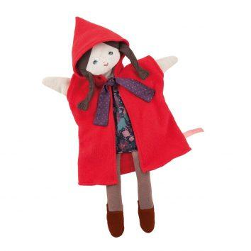 Marioneta Caperucita Roja Moulin Roty