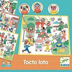 Eduludo Toctoloto Djeco