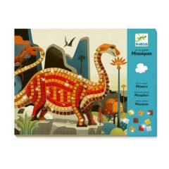 Mosaicos dinosaurios Djeco