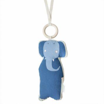 Móvil musical Elefante Trixie