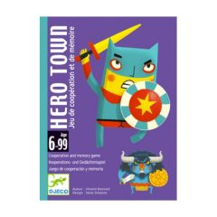 Hero Town Cartas djeco