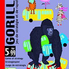 Cartas Gorilla Djeco