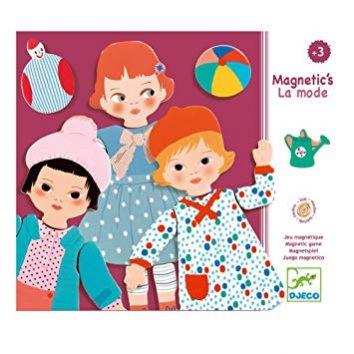 Magnéticos La moda Djeco