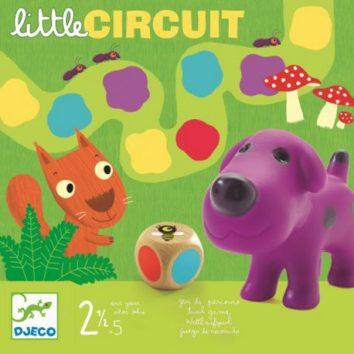 Juego little circuit djeco