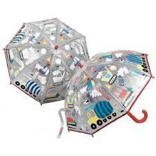 Paraguas Cambia de Color Transportes y obra
