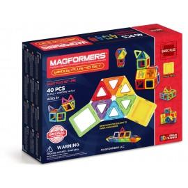 Magformers basic plus window plus 20 pcs