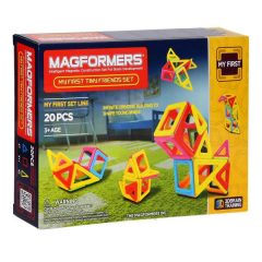 Magformers My First Tiny Friends Set