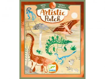 Artistic Patch Dinosaurios Djeco