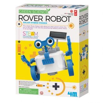 Set de ingeniería solar Rober Robot