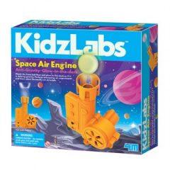 Motor aire espacial