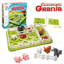 Orden en la granja de Smartgames