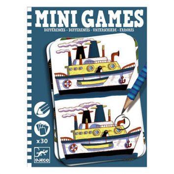 Mini games Las diferencias de Remi
