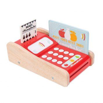 Máquina para tarjetas