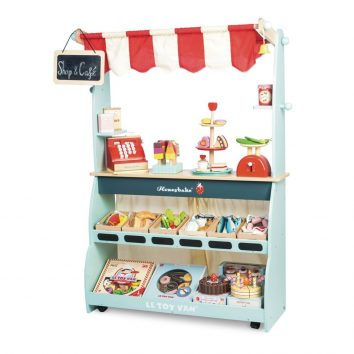 Tienda y Café Le Toy Van