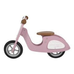 Scooter rosa Little dutch