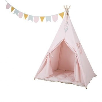 Tipi tent rosa Little dutch