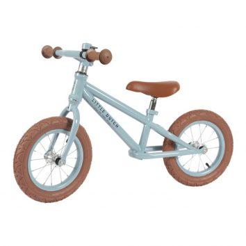 bici azul little dutch