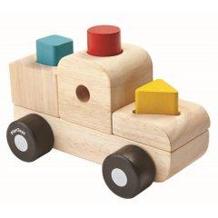 Camión encajable Plantoys