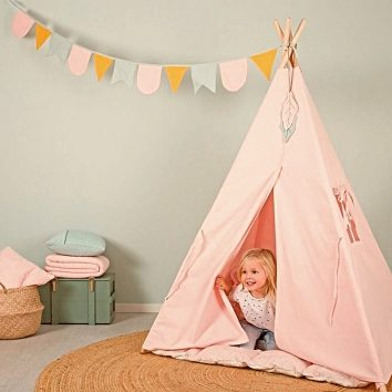 Tipi rosa Little Dutch