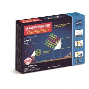 Magformers pythagoras set