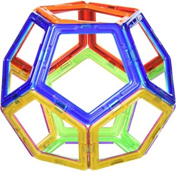 Hexágono magformers