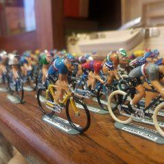 Ciclistas metal