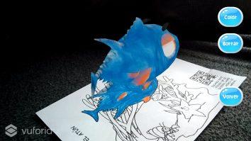 pez de colores tiburon
