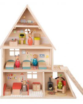 Casas de muñecos