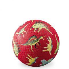 """Pelota grande """"Dinosaurios roja"""""""