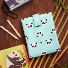 """Portabocatas """"Oso panda"""""""
