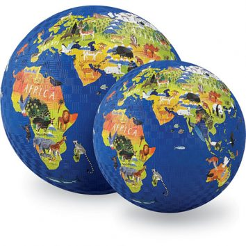 "Pelota grande ""El mundo"""