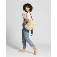 Mini mochila Pumori blanca