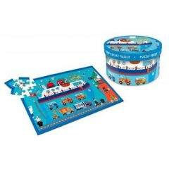 Puzzle Ferry