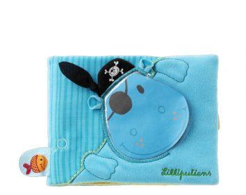 Álbum de fotos Arnold el pirata