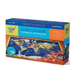 "Puzzle+ Juego ""Discover world"""
