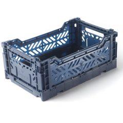 Caja Lillemor Plegable MiniAzul Cobalto