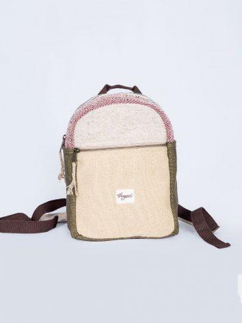 Mini mochila Yala combinada