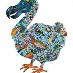 Puzzle art Dodo