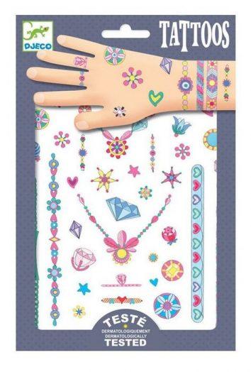 Tatuajes Las joyas de Jenny
