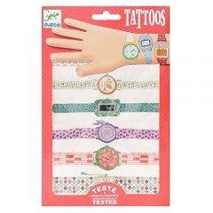 Tatuajes los relojes de Wendy