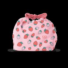 Bolsa caja almuerzo Monbento fresas